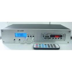 Transmisor FM baja potencia