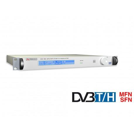 Modulador DVB-T y DVB-H MO-180