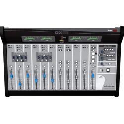 DX822 Consola Digital de 16 canales con opción AoIP